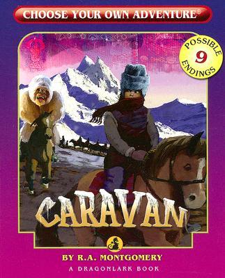 Caravan By Montgomery, R. A.